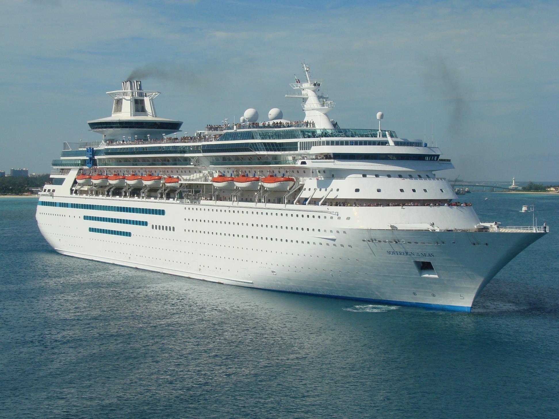 Of The Seas - Sovereign cruise ship